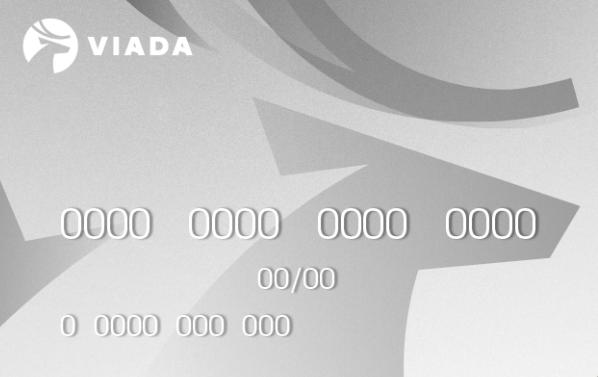 VIADA mokėjimo korta